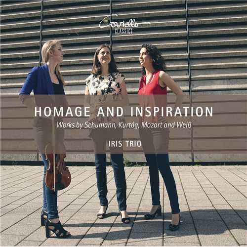 Iris Trio - Homage and Inspiration (24/96 FLAC)