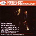 Janis, Dorati: Rachmaninov - Piano Concertos no.2, 3, Prelude in E flat (Byron (24/176 FLAC)
