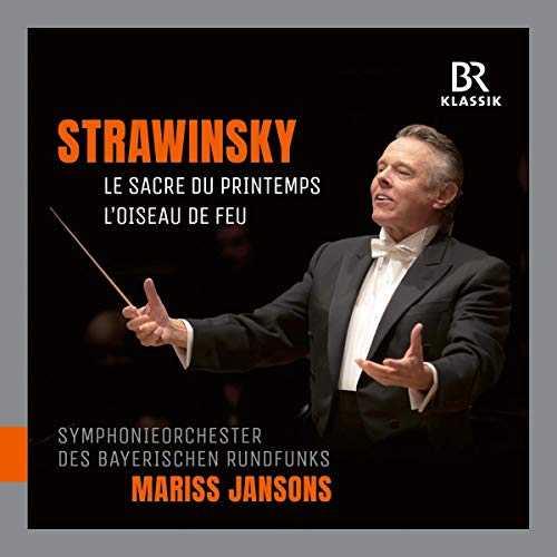 Jansons: Stravinsky - Le Sacre du Printemps, The Firebird Suite (24/48 FLAC)