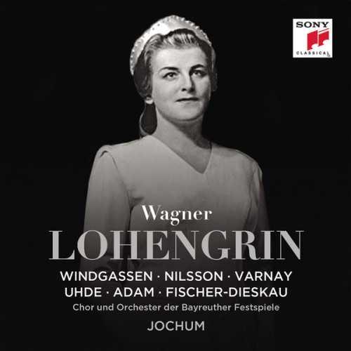 Jochum: Wagner - Lohengrin 1954 (24/48 FLAC)