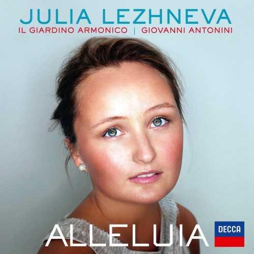 Julia Lezhneva - Alleluia (24/96 FLAC)