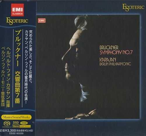 Karajan: Bruckner - Symphony no.7 in E major (SACD)