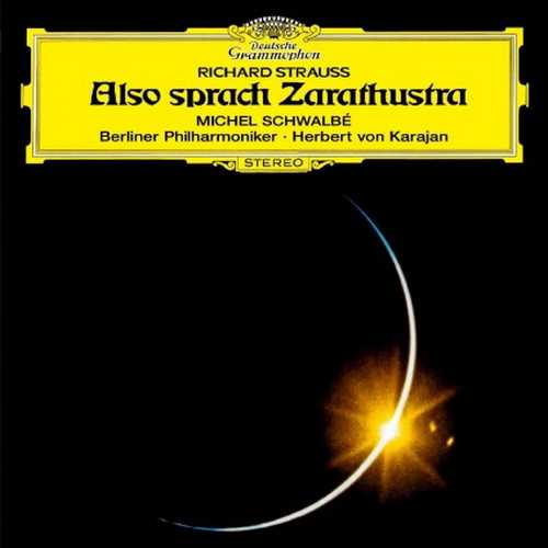 Karajan: Strauss - Also Sprach Zarathustra op.30 (SACD)