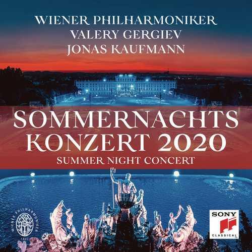 Kaufmann, Gergiev: Sommernachtskonzert 2020 (24/96 FLAC)