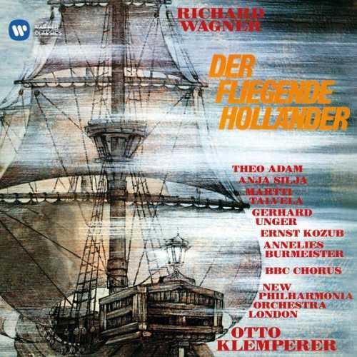 Klemperer: Wagner - Der Fliegende Holländer (24/96 FLAC)