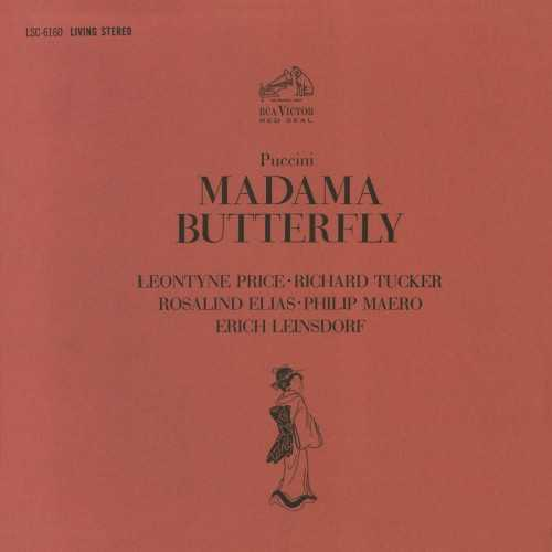 Leinsdorf: Puccini - Madama Butterfly. 1962 (24/96 FLAC)