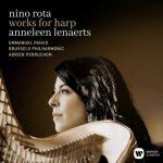 Lenaerts: Nino Rota - Works for Harp (24/96 FLAC)