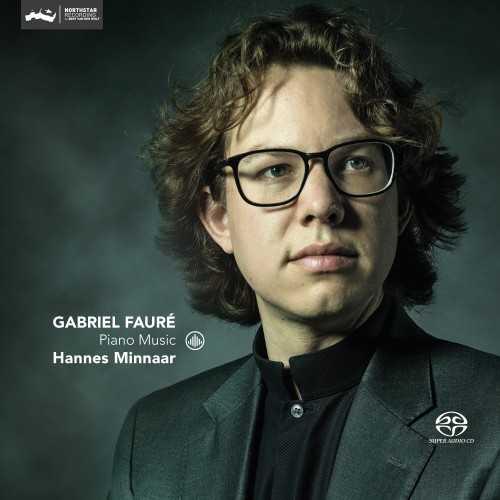 Minnaar: Fauré - Piano Music (24/352 FLAC)