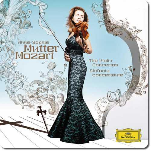 Mutter: Mozart - Violin Concertos no.1-5, Sinfonia Concertante (24/96 FLAC)