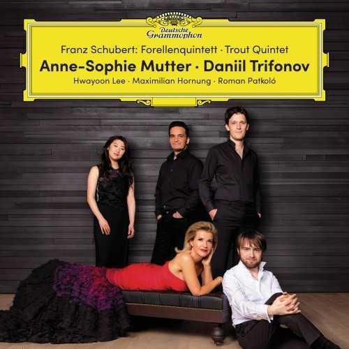 Mutter: Schubert - Trout Quintet (24/96 FLAC)
