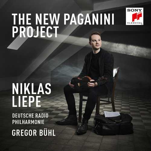 Niklas Liepe - The New Paganini Project (24/48 FLAC)