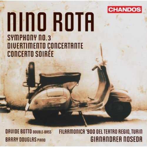 Douglas, Botto, Noseda: Rota - Symphony no.3 (24/96 FLAC)