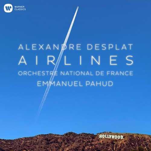 Pahud: Desplat - Airlines (24/96 FLAC)
