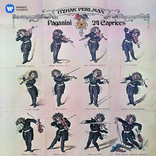 Perlman: Paganini - 24 Caprices (24/96 FLAC)