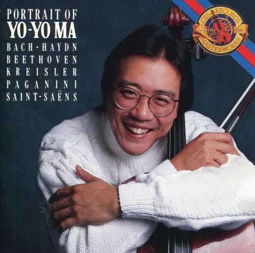 Portrait of Yo-Yo Ma (SACD)