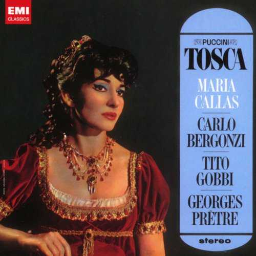 Prêtre: Puccini - Tosca (SACD)