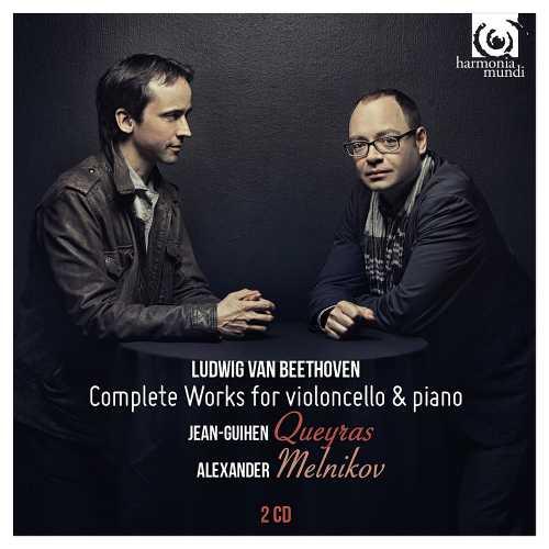 Queyras, Melnikov: Beethoven - Complete Works for Violoncello & Piano (24/96 FLAC)