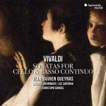 Queyras: Vivaldi - Sonatas For Cello & Basso Continuo (24/88 FLAC)