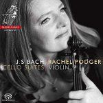 Podger: Bach - Cello Suites arranged for violin (24/192 FLAC)