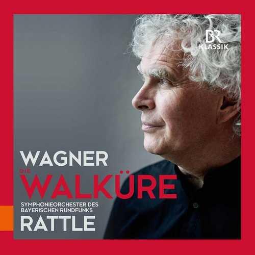Rattle: Wagner - Die Walküre (24/48 FLAC)