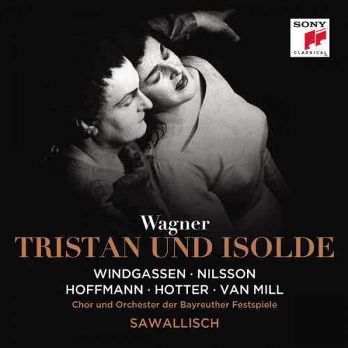 Sawallisch: Wagner - Tristan und Isolde1957 (24/48 FLAC)