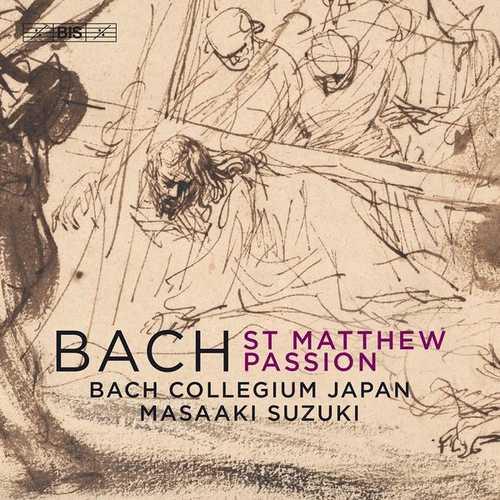Suzuki: Bach - St. Matthew Passion (24/96 FLAC)