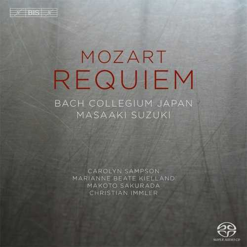 Suzuki: Mozart - Requiem in D Minor K.626 (24/96 FLAC)