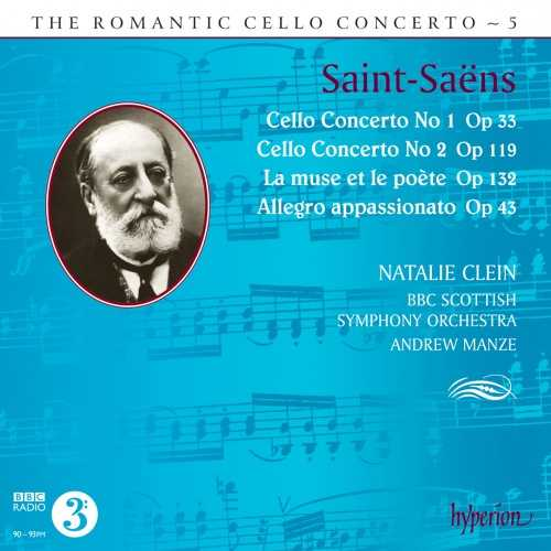 The Romantic Cello Concerto vol.5 (24/96 FLAC)