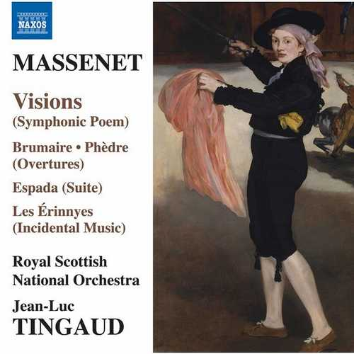 Tingaud: Massenet - Orchestral Works (24/96 FLAC)