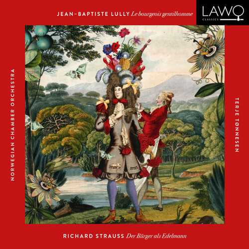 Tonnesen: Lully, Strauss - Le Bourgeois Gentilhomme (24/96 FLAC)