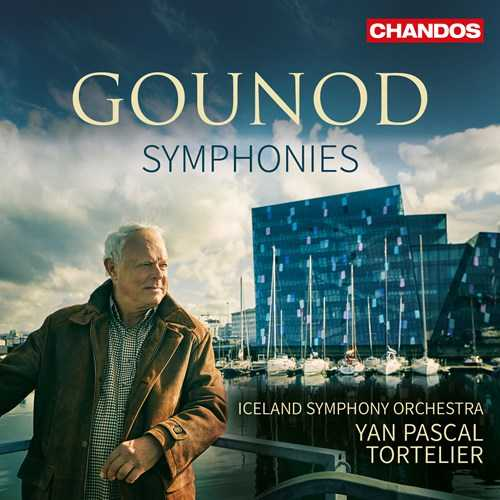 Tortelier: Gounod - Symphonies no.1 & 2 (24/96 FLAC)