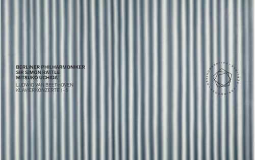 Uchida, Rattle: Beethoven - Piano Concertos 1-5 (24/48 FLAC)