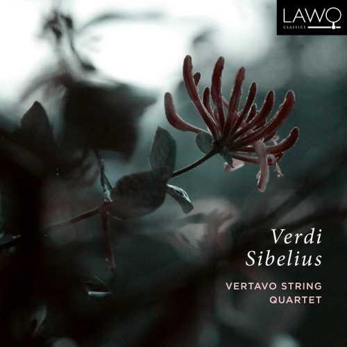 Vertavo String Quartet: Verdi, Sibelius (24/96 FLAC)