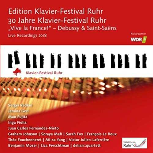 Vive la France! Edition Klavier-Festival Ruhr vol.37 (24/96 FLAC)