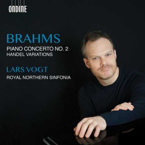 Vogt: Brahms - Piano Concerto no.2, Handel Variations (24/48 FLAC)