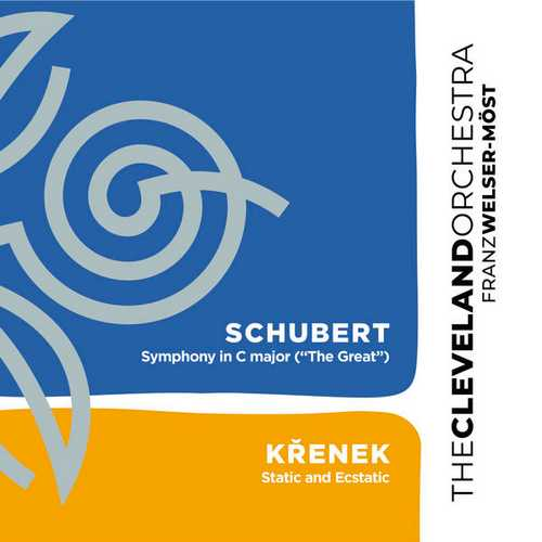 "Welser-Most: Schubert - Symphony no.9 ""The Great"", Krenek - Static and Ecstatic (24/96 FLAC)"