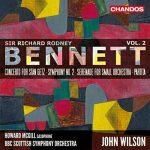 Richard Rodney Bennett - Orchestral Works vol.2 (24/96 FLAC)