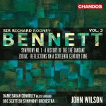 Richard Rodney Bennett - Orchestral Works vol.3 (24/96 FLAC)