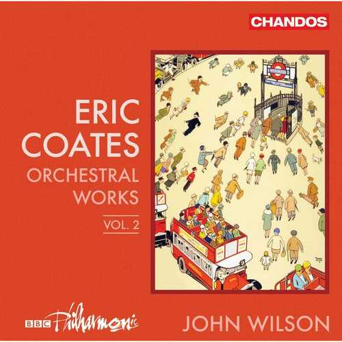 Wilson: Coates - Orchestral Works vol.2 (24/96 FLAC)