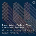 Yamada - Saint-Saëns, Poulenc, Widor (SACD)