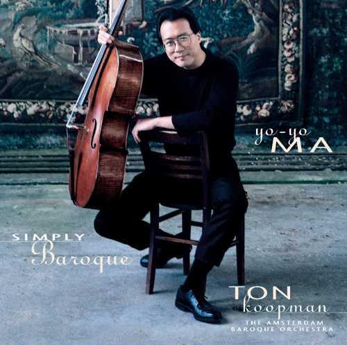 Yo-Yo Ma, Ton Koopman - Simply Baroque (SACD)
