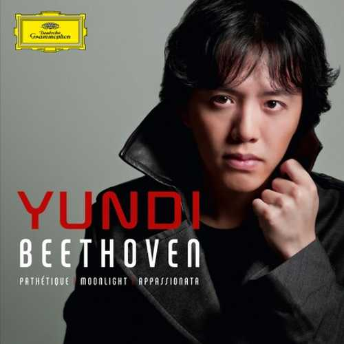 Yundi: Beethoven - Pathétique, Moonlight, Appassionata (24/96 FLAC)