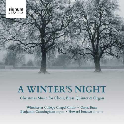 Cunningham, Ionascu: A Winter's Night (24/96 FLAC)