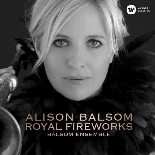 Alison Balsom - Royal Fireworks (24/192 FLAC)
