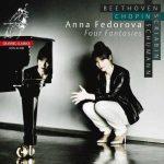 Anna Fedorova - Four Fantasies. Beethoven, Chopin, Scriabin, Schumann (24/192 FLAC)
