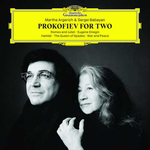 Argerich, Babayan - Prokofiev for Two (24/44 FLAC)