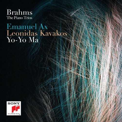 Ax, Kavakos, Ma: Brahms - The Piano Trios (24/96 FLAC)