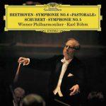 """Böhm: Beethoven - Symphonie no.6 """"Pastorale"""", Schubert - Symphonie no.5 (24/96 FLAC)"""