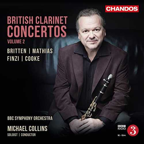 British Clarinet Concertos vol.2 (24/48 FLAC)