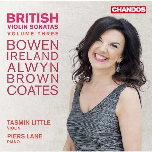 British Violin Sonatas vol.3 (24/96 FLAC)